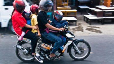 Photo of Transporte de menores en motocicletas plantea un problema social en el país