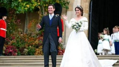 Photo of La princesa Eugenia se casa en el Castillo de Windsor