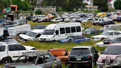 Photo of Más de 12 mil vehículos están en centros de retención.