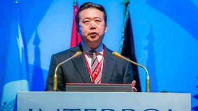Photo of Desaparece el presidente de Interpol durante viaje a China