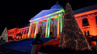 Photo of Por Navidad, el Palacio abrirá sus jardines al público.