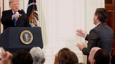 Photo of CNN demanda a Trump por vetar el acceso a la Casa Blanca a su corresponsal