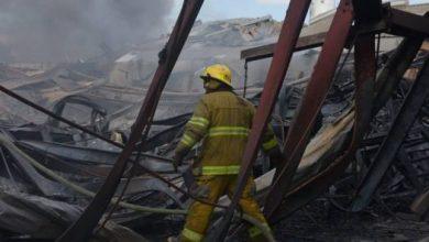 Photo of Sube a cinco el número de muertos en explosión de Polyplas