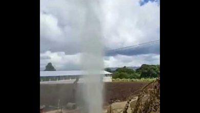 Photo of Analizan potencial económico de la emanación de gas en Villa Tapia