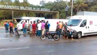 Photo of Dos muertos en dos accidentes en la autopista Duarte a pocos minutos y kilómetros de diferencia