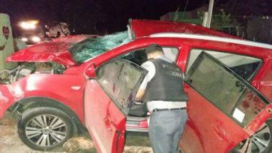 Photo of Accidente deja cuatro muertos y un herido en Esperanza.