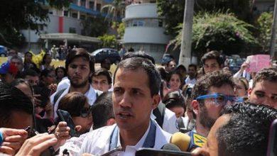 Photo of Guaidó dice «coalición internacional» gestiona ayuda humanitaria a Venezuela