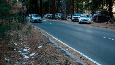 Photo of Los excrementos se acumulan en los parques de EEUU por el cierre del Gobierno