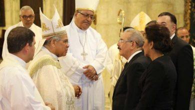Photo of Obispo llama a contrarrestar la corrupción y otros males.