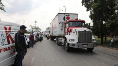 Photo of Llega primera ayuda para Venezuela a centro de acopio