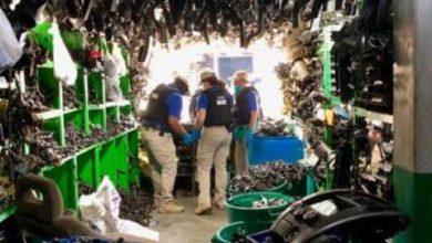 Photo of Desmantelan red distribuía piezas de vehículos robadas y allanan negocios en Villa Juana