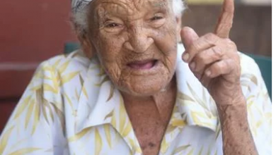 Photo of 106 años: «El secreto está en no desesperarse»