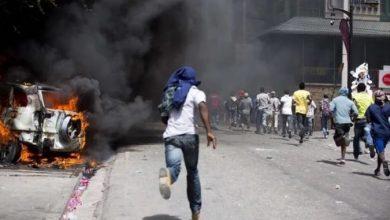 Photo of Haití afronta jornada de protestas en segundo aniversario de presidente Moise