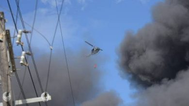 Photo of Sofocan incendio en fábrica de plásticos de zona industrial de Haina