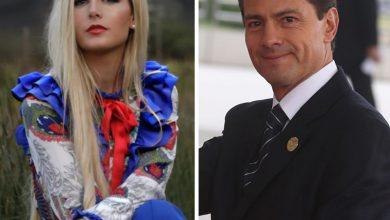 Photo of Enrique Peña Nieto, expresidente de México, fue captado en Madrid en compañía de la modelo mexicana Tania Ruiz Eichelmann