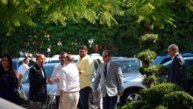 Photo of Cinco aspirantes presidenciales del PLD se reúnen en un restaurante de Piantini