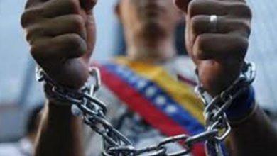 Photo of ONG registra 966 «presos políticos» en Venezuela, mayor cifra en la historia