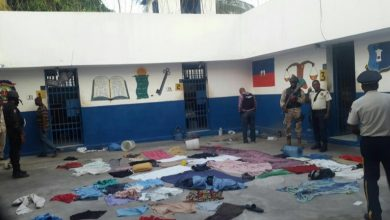 Photo of 78 prisioneros escapan de cárcel civil en Haití
