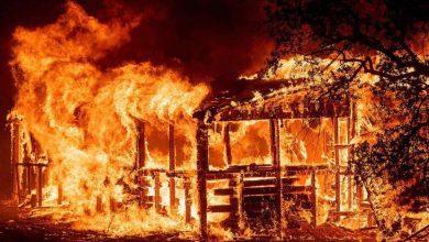 Photo of PN persigue a un hombre que presuntamente quemó una vivienda en Montecristi