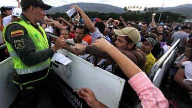Photo of Venezolanos quedan a la deriva en Colombia por el cierre de la frontera