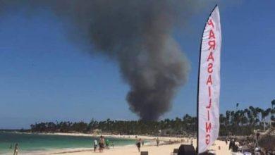 Photo of Fuego forestal grave afecta zona de Cabeza de Toro