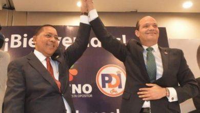 Photo of Ramfis Trujillo renuncia al PDI y anuncia candidatura independiente