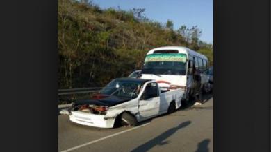 Photo of Choque múltiple en carreteraLa Romana-San Pedro de Macorís deja varios heridos.