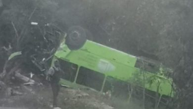 Photo of OMSA se accidenta próximo al Hipódromo.
