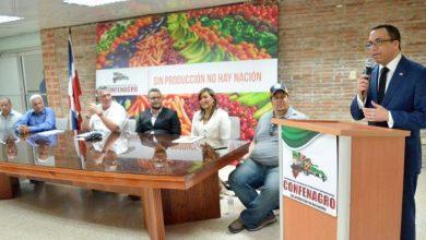 Photo of Andrés Navarro propone pacto nacional por el desarrollo agropecuario del país.