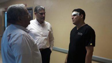 Photo of Detienen familiares y paciente que agredieron a médico en el hospital Darío Contreras.