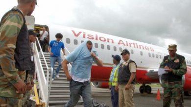 Photo of EEUU repatria hoy a 72 criollos que cumplieron condenas por diferentes delitos.