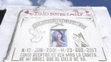 Photo of Madre de Emely dice confiar en la justicia y que su «herida sigue abierta»