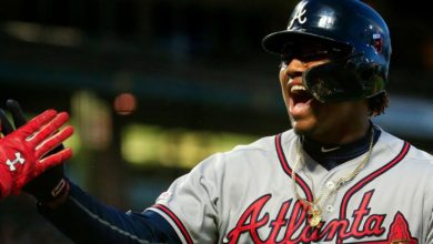 Photo of Acuña Jr. castiga a S.F. con 2 HR y Atlanta vence.