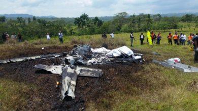 Photo of Informe sobre accidente de helicóptero en Puerto Plata podría tardar hasta 11 meses.