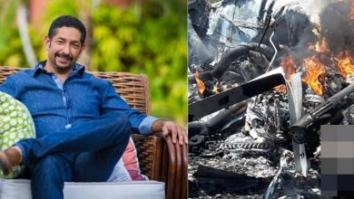Photo of Empresario Heriberto Medrano es uno de los muertos en accidente de helicóptero.