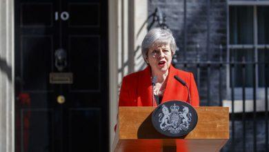Photo of May dimitirá 7 de junio y abre la sucesión en el Gobierno británico.