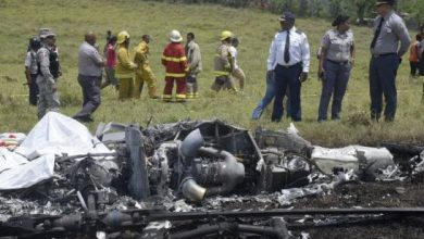 Photo of Helicóptero accidentado realizaba su primer vuelo luego de renovación.