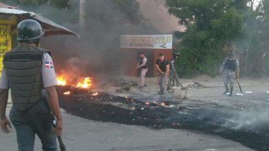 Photo of Guardia resulta herido durante huelga en Navarrete.