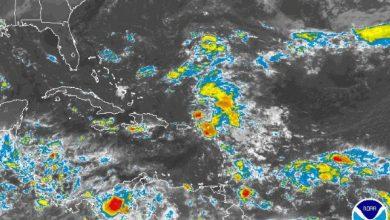 Photo of Onamet mantiene alerta meteorológica para cuatro provincias.
