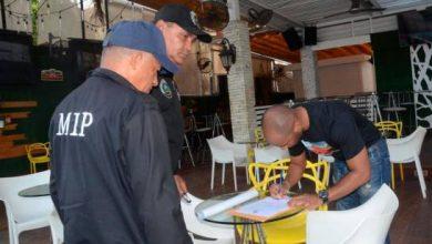 Photo of Interior y Policía cierra el Dial Bar, donde hirieron a David Ortiz.