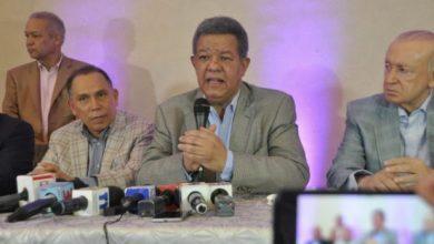Photo of Leonel Fernández: No se puede pretender hacer una reforma constitucional con sociedad en contra.