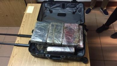 Photo of Apresan dominico-español con 10 paquetes de presunta cocaína en aeropuerto de Puerto Plata.