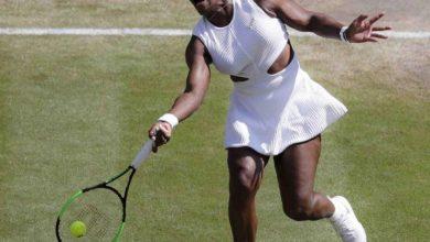 Photo of Williams y Halep avanzan a la final del Abierto de Wimbledon.