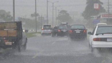 Photo of Onamet pronostica aguaceros con tronadas sobre varias provincias.