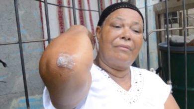 Photo of Madre denuncia fue agredida por su hijo en provincia Duarte.