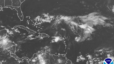 Photo of Remanentes de onda tropical producirán aguaceros locales en algunas provincias.