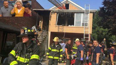 Photo of Tres dominicanos, entre ellos una niña de 6 años, mueren en un incendio en NY.