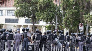 Photo of Jueces y jurista preocupados por militarización en Congreso Nacional.