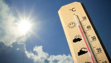 Photo of ¡A tomar agua! Temperaturas podrían alcanzar 40 grados.