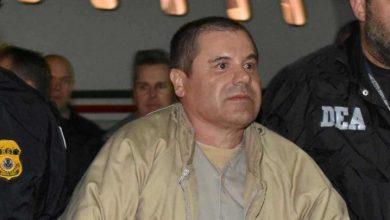 Photo of El Chapo Guzmán fue condenado a cadena perpetua.